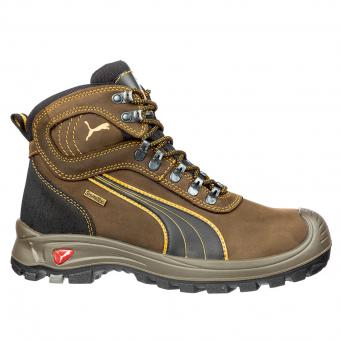 Puma Safety Sierra Nevada Safety Boots S3 HRO EN ISO 20345 brown | 40