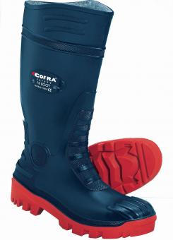 Cofra Safety Typhoon Nitrile Boots S5 EN ISO 20345 marine | 39