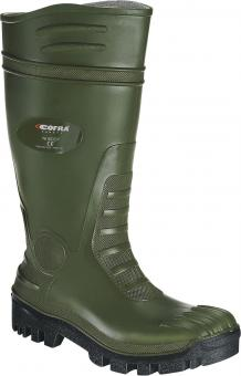 Cofra Safety Typhoon Nitril-Stiefel S5 EN ISO 20345 oliv | 41