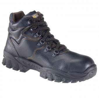 Cofra Safety Reno Safety Boots S3 SCR EN ISO 20345 black | 40
