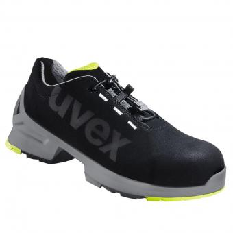 Uvex One Safety Shoes S2 SRC EN ISO 20345 black | 44