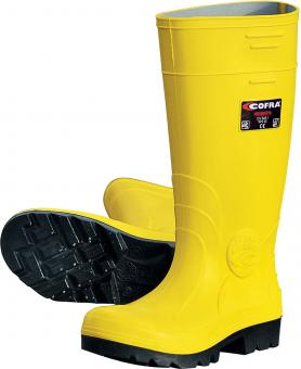Cofra Safety Castor S5 Safety Boots green | 40