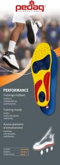 pedag Performance insole blue | 40/41