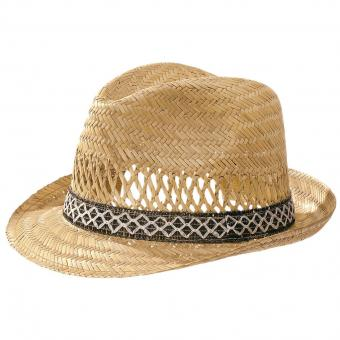 Straw Hat beige | 58