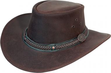 Hat Wilson brown | XL