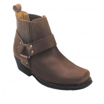 Kochmann Bottes City Biker marron | 39