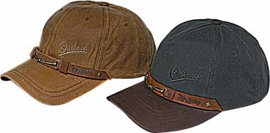 Outback Trading Cap Equestrian black