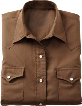 Shirt Boulder brown | S