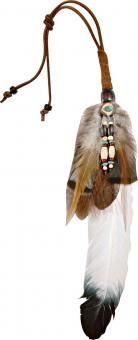 Navahopi Friendship Feather tag