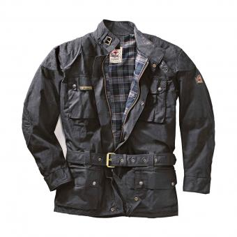 Scippis Cruiser Jacket Oilskin black | M