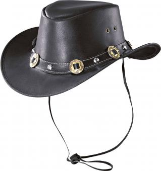 Hat Concho black | L