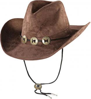 Hat Oklahoma brown | M