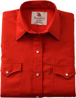 Blouse Montrose red | L