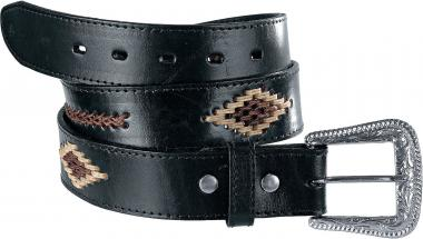 Stars & Stripes Belt Paterson black | 100