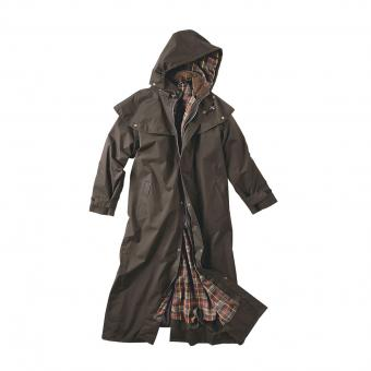 Blackroo Coat Gladstone brown | S