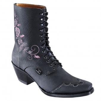 Stars & Stripes Ankle Boots Rosie black | 40