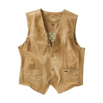 Stars & Stripes Waist Coat Alabama beige | L
