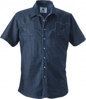 Shirt Desierto blue denim | M
