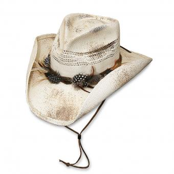 Stars & Stripes Hat Corona beige | S