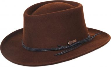 Scippis Hat Clairborne brown | XL