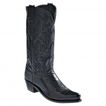 Old West Cowboy Boots Cornell black | 43