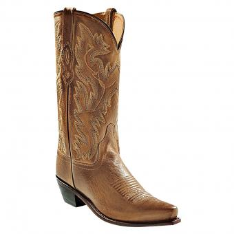 Old West Cowboy Boots Cornell light brown | 44
