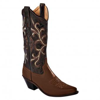 Old West Cowboy Boots Kimberly brown | 40