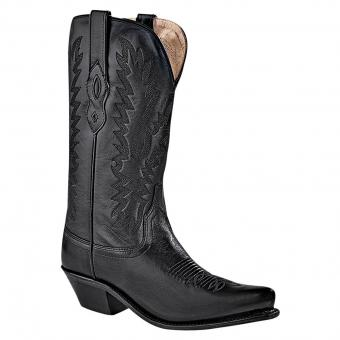 Old West Cowboy Boots Melrose black | 38