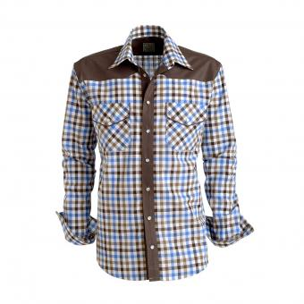 Shirt Warren brown | L
