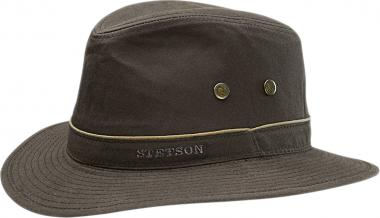 Stetson Hat Ava Waxed brown | XXL