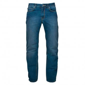 King Kerosin Jeans Speedmax Cordura blue stonewashed | 33