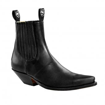 Sendra Ankle Boots Sanibel black | 41
