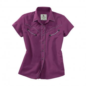 Blouse Tatanka purple | S