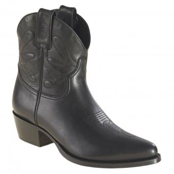 Sancho Abarca Ankle Boots Selma black | 37