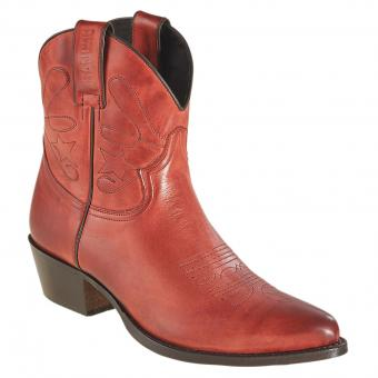 Sancho Abarca Ankle Boots Selma red | 40