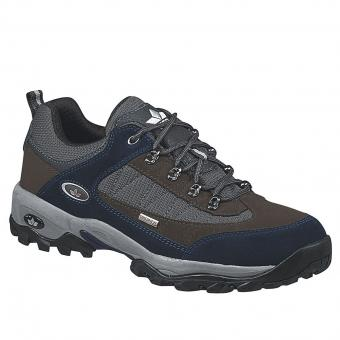 Lico Santana Trekking Shoes blue grey | 40