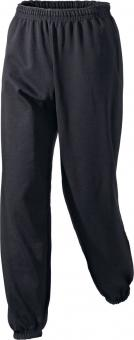Fruit of the Loom Jogging Pants, Pack of 2 black blue | S