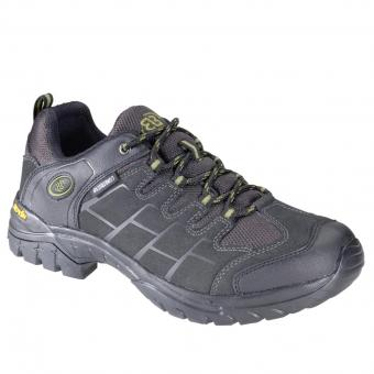EB Brütting Canada Low Shoes anthracite green | 43