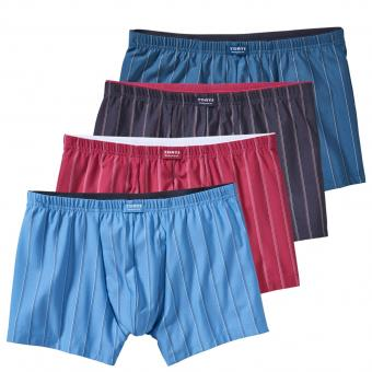 Microfibre Retro Shorts, pack of 4 autre | 8