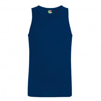 Fruit of the Loom Active Tanktop marine | L