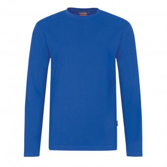 HAKRO Performance Long Sleeve royal | M
