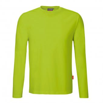 HAKRO Performance Long Sleeve green | S