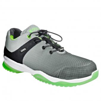 Uvex Sportsline Safety Shoes S1P SRC ESD EN ISO 20345 grey green | 40