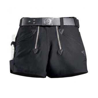 KRÄHE Guild Jeans Shorts black | 52