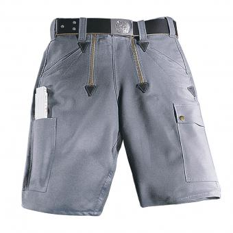 KRÄHE Guild Jeans Shorts grey | 50
