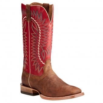 Ariat Boots Relentless Elite bruin rood | 45