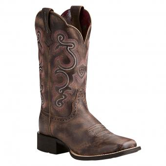 Ariat Stiefel Quickdraw braun | 38