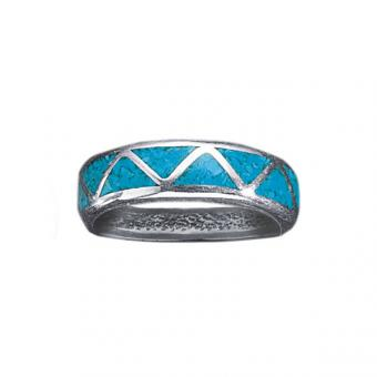 Navahopi Marriage Ring 7