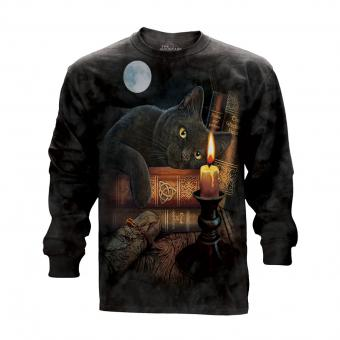 Longshirt The Witching Hour black | S