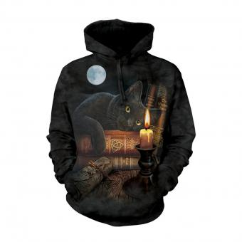 Hoodie The Witching Hour black | XXL